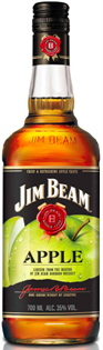 Jim Beam Bourbon Apple 750ml